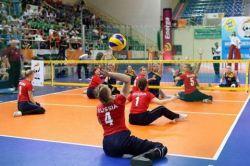 Российские волейболистки завоевали серебряные медали на чемпионате Европы