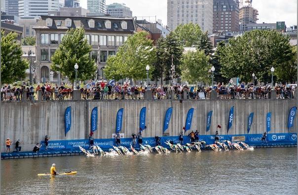 Всемирная федерация триатлона переносит соревнования Всемирной серии триатлона (ВТС) и паратриатлона (ВПС) в Монреале (Канада) на 3-4 октября