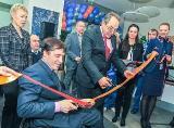 """Р. А. Баталова, М. Б. Терентьев в международном аэропорту Шереметьево в терминале D приняли участие в торжественном открытии зала отдыха """"Сатурн"""", предназначенного для пассажиров с ограниченными возможностями здоровья"""