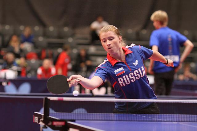 Российские спортсмены в Словении поспорят за награды чемпионата Европы по настольному теннису спорта лиц с ПОДА и ИН