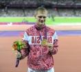 Паралимпийский комитет России поздравляет с 25-летием трехкратного паралимпийского чемпиона по легкой атлетике Евгения Швецова и желает ему крепкого здоровья, спортивных  успехов и благополучия!!!