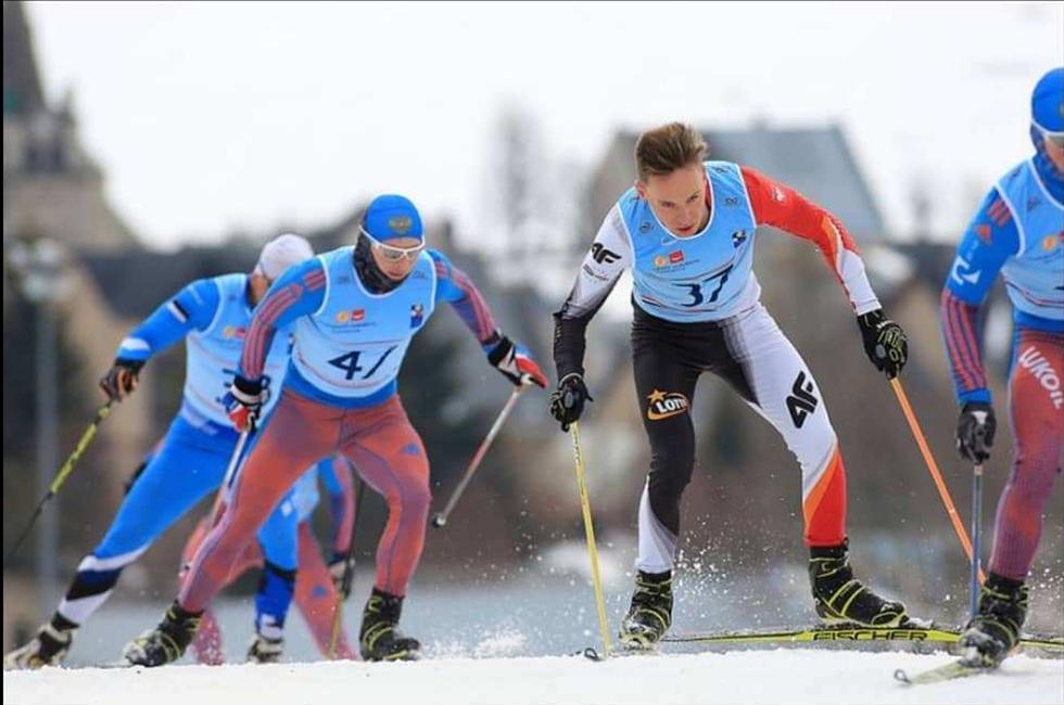 Сборная команда России по лыжным гонкам спорта лиц с ИН завоевала 7 золотых, 5 серебряных и 4 бронзовые медали на чемпионате мира во Франции