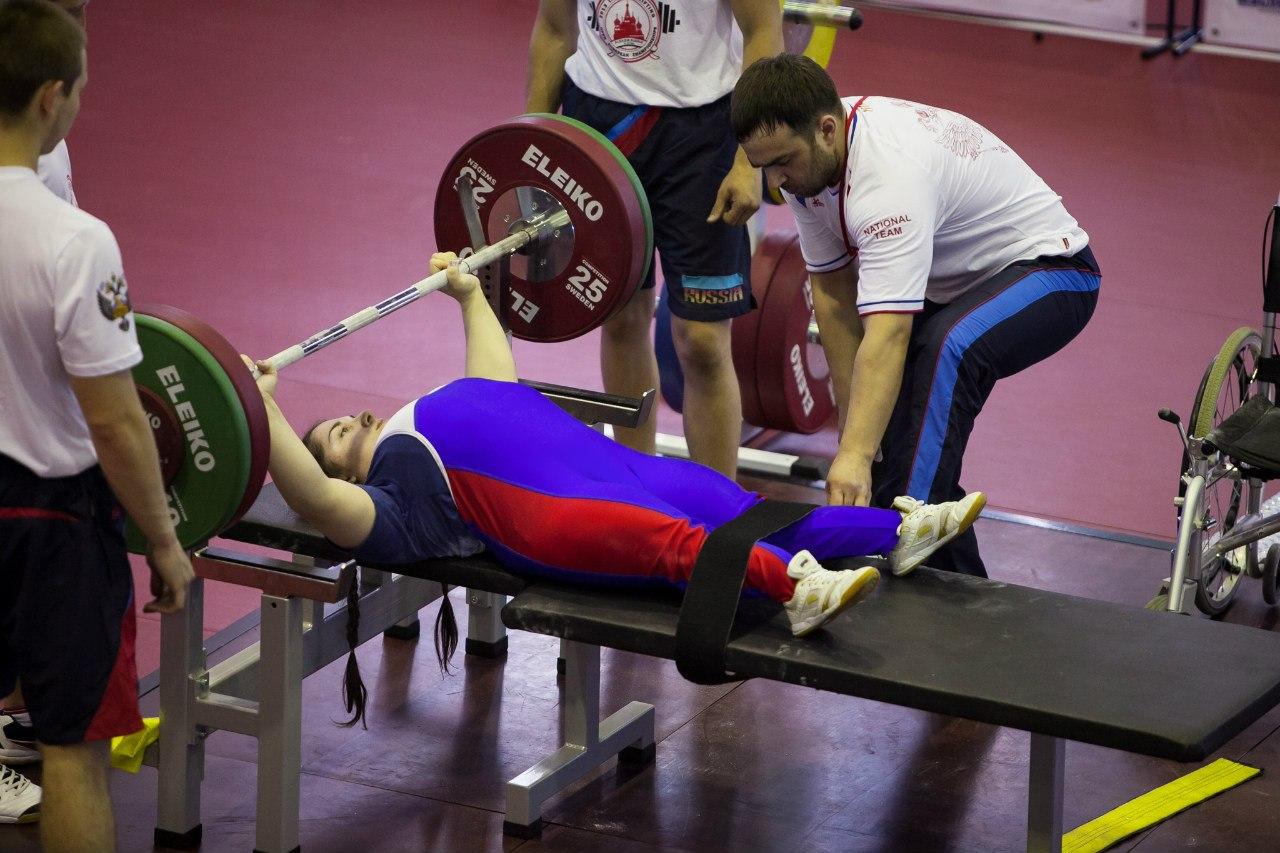 Российская спортсменка Ольга Киселева завоевала бронзовую медаль в шестой соревновательный день чемпионата мира по пауэрлифтингу