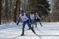 В Московской области стартовал чемпионат России по лыжным гонкам, проводимый Всероссийской федерацией спорта лиц с интеллектуальными нарушениями