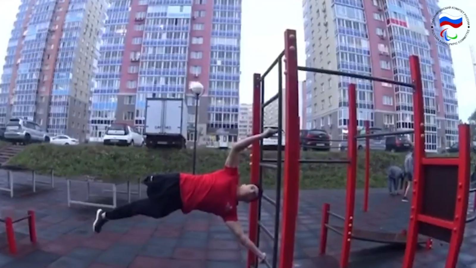 #тренимвместе с лыжником с ПОДА Удмуртской Республики Александром Вилковым