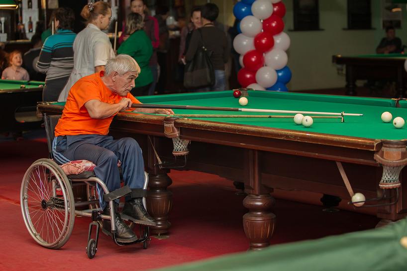 знакомство инвалиды г пермь