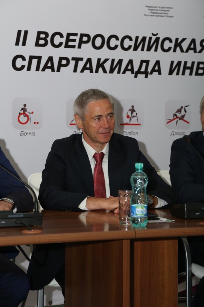 Павел Рожков: Чувашия - фартовое место для паралимпийской сборной России