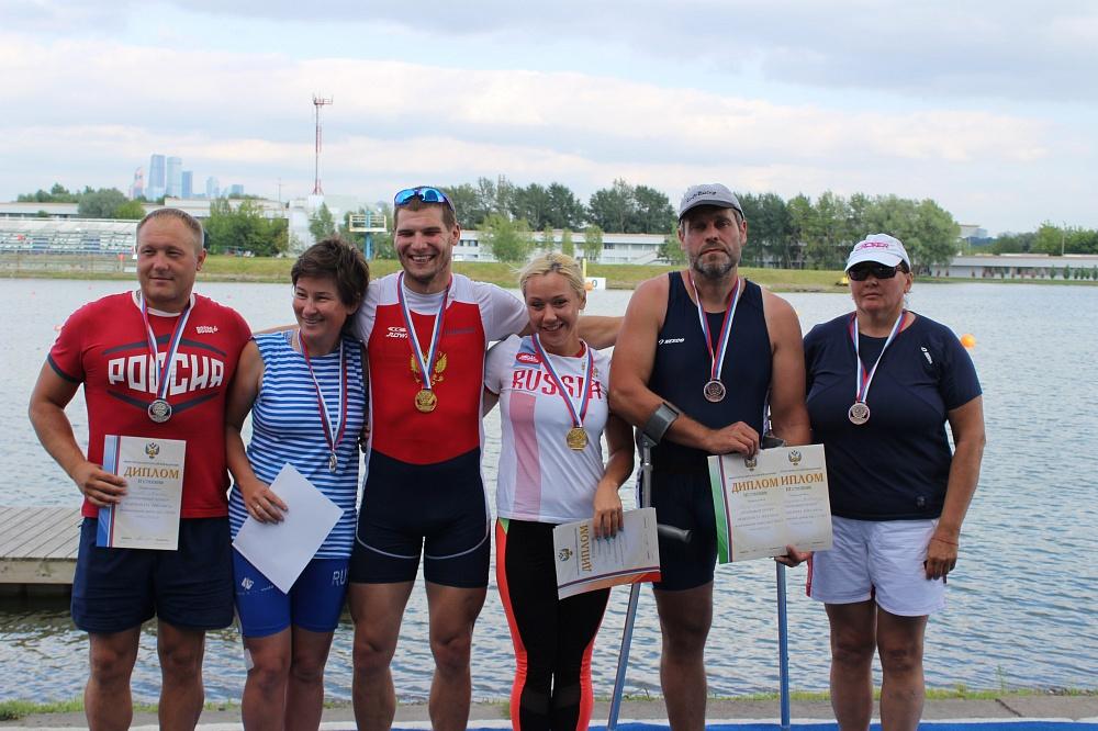 G спортивная федерация гребля челябинск