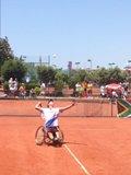 В Турции завершился командный кубок мира по теннису на колясках