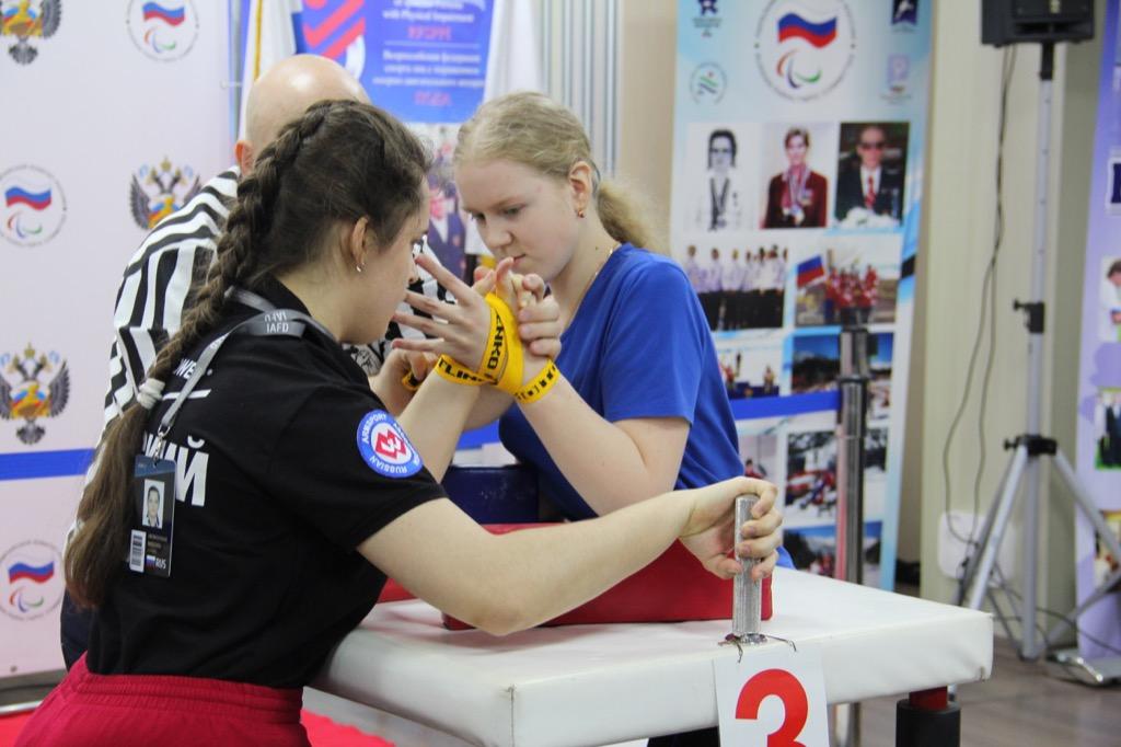 Чемпионат и первенство страны по армрестлингу среди лиц с ПОДА пройдут с 8 по 11 февраля в спортивном зале офиса ПКР