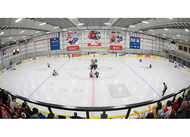 Сборная команда России по хоккею-следж заняла второе место на Международном  турнире по хоккею-следж «World Sledge Hockey Challenge-2015» в Канаде
