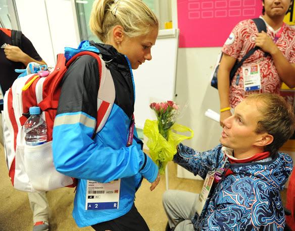 Послы паралимпийского спорта. Маргарита и Иван Гончаровы