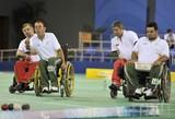 В г. Праге (Чехия) завершились международные соревнования по бочче, в которых принимали участие 80 спортсменов c поражением опорно-двигательного аппарата из 8 стран мира