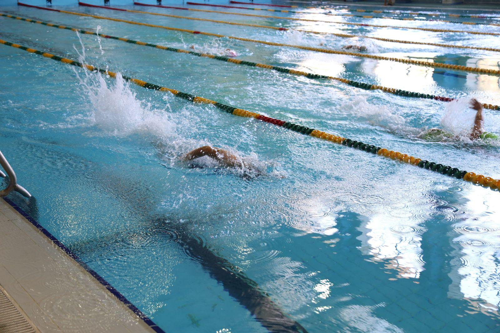 Представители Республики Башкортостан завоевали наибольшее количество медалей на 1 этапе Кубка России по плаванию спорта лиц с ПОДА в г. Салавате