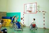 В  г. Раменское (Московская область) стартовал Чемпионат России по баскетболу на колясках среди спортсменов с поражением опорно-двигательного аппарата