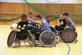 Сборная команда России по регби на колясках вылетела в г. Ноттвиль (Швейцария) для участия в международных соревнованиях