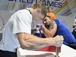 Российские спортсмены с большим преимуществом выиграли командный зачет чемпионата мира по армспорту в Польше