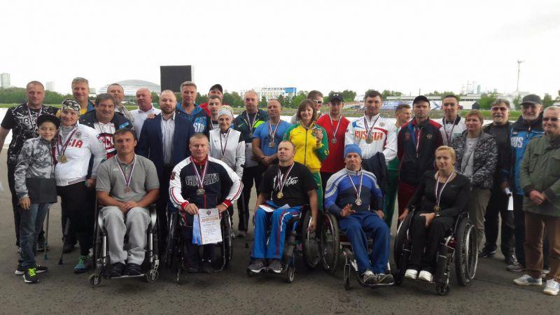 Определены победители чемпионата России по гребле на байдарках и каноэ спорта лиц с ПОДА