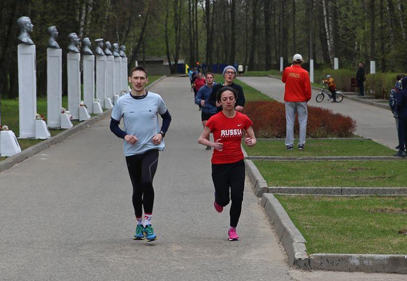 В г. Богородске завершился 2 этап Кубка России по паратриатлону