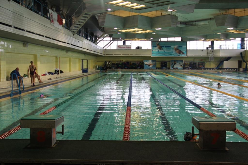 П.А. Рожков принял участие в соревнованиях по плаванию в рамках второго дня Первой Всероссийской спартакиады работников отрасли физической культуры и спорта Российской Федерации