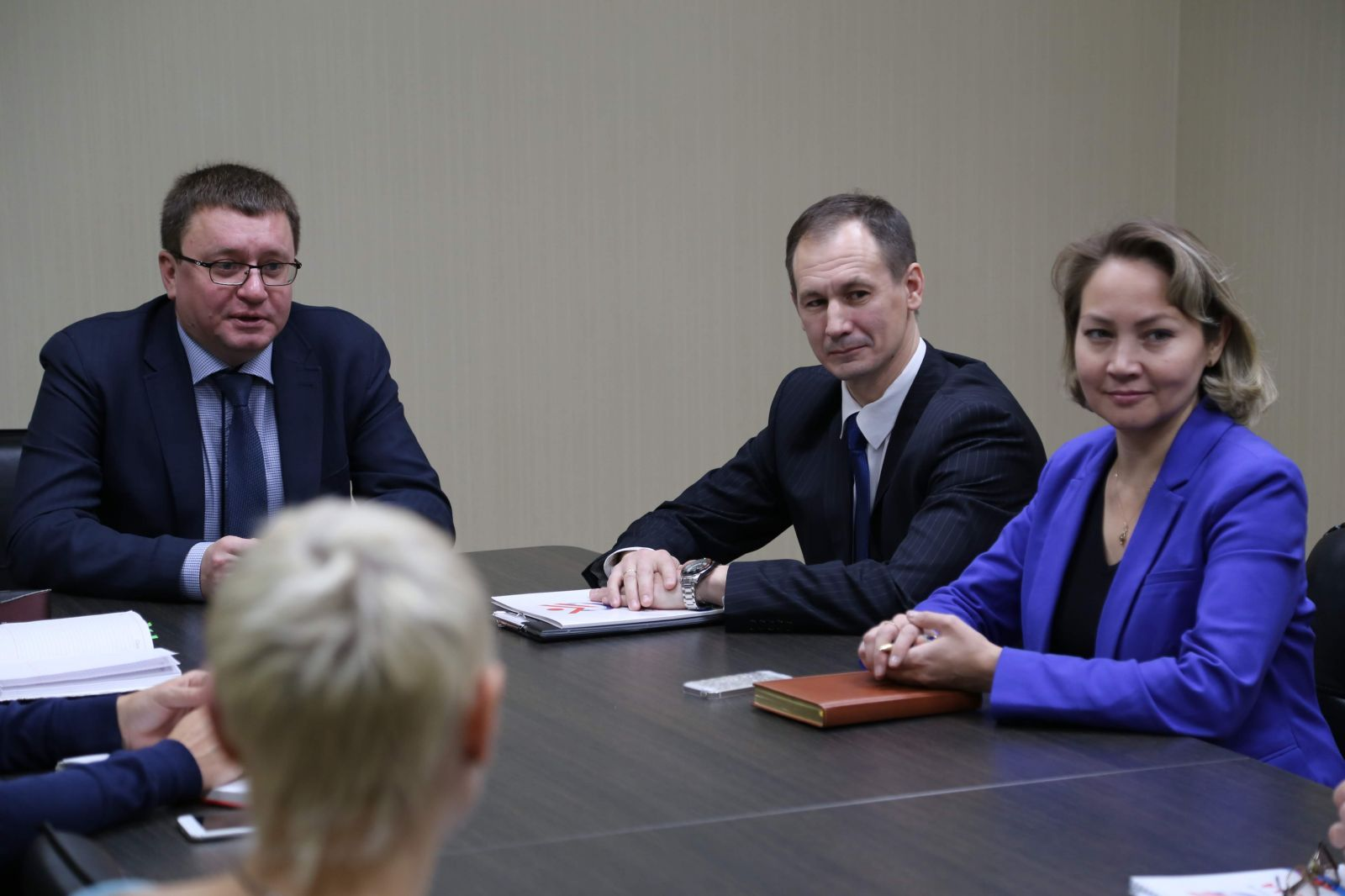 В офисе ПКР состоялось заседание Аттестационной комиссии Всероссийской Федерации спорта лиц с ПОДА