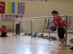 Женская сборная команда России по голболу завоевала 4 место на международных соревнованиях в Швеции