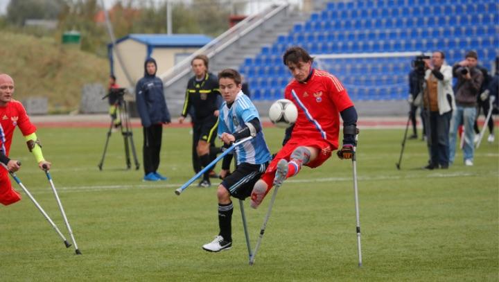 Российские футболисты-ампутанты стали победителями крупного международного турнира в Польше