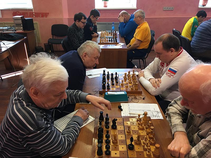 В Костроме пройдет чемпионат России по шахматам спорта слепых