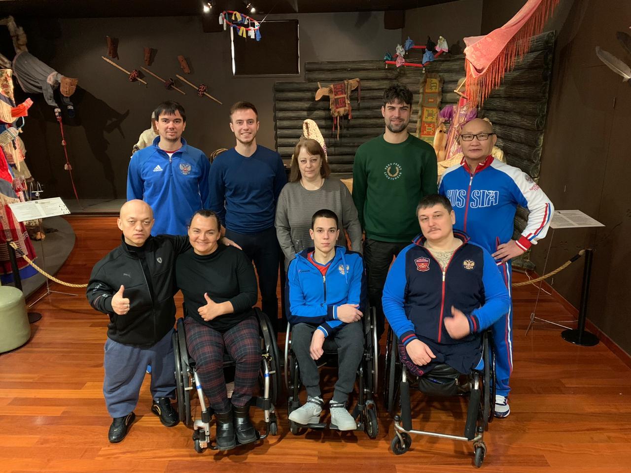 Ханты-Мансийск принимает чемпионов Паралимпийских игр, чемпионатов мира и Европы, прибывших для участия в V Всероссийском форуме по развитию паралимпийского движения в России