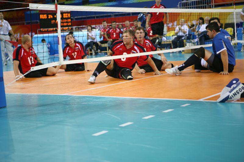 Российские волейболисты примут участие в международных соревнованиях в Боснии и Герцеговине