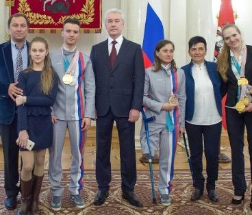 Член фиса от россии