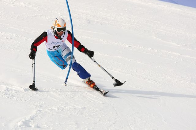 Паралимпийская сборная команда России по горнолыжному спорту во главе со старшим тренером Александром Назаровым прибыла в Испанию для участия в чемпионате мира