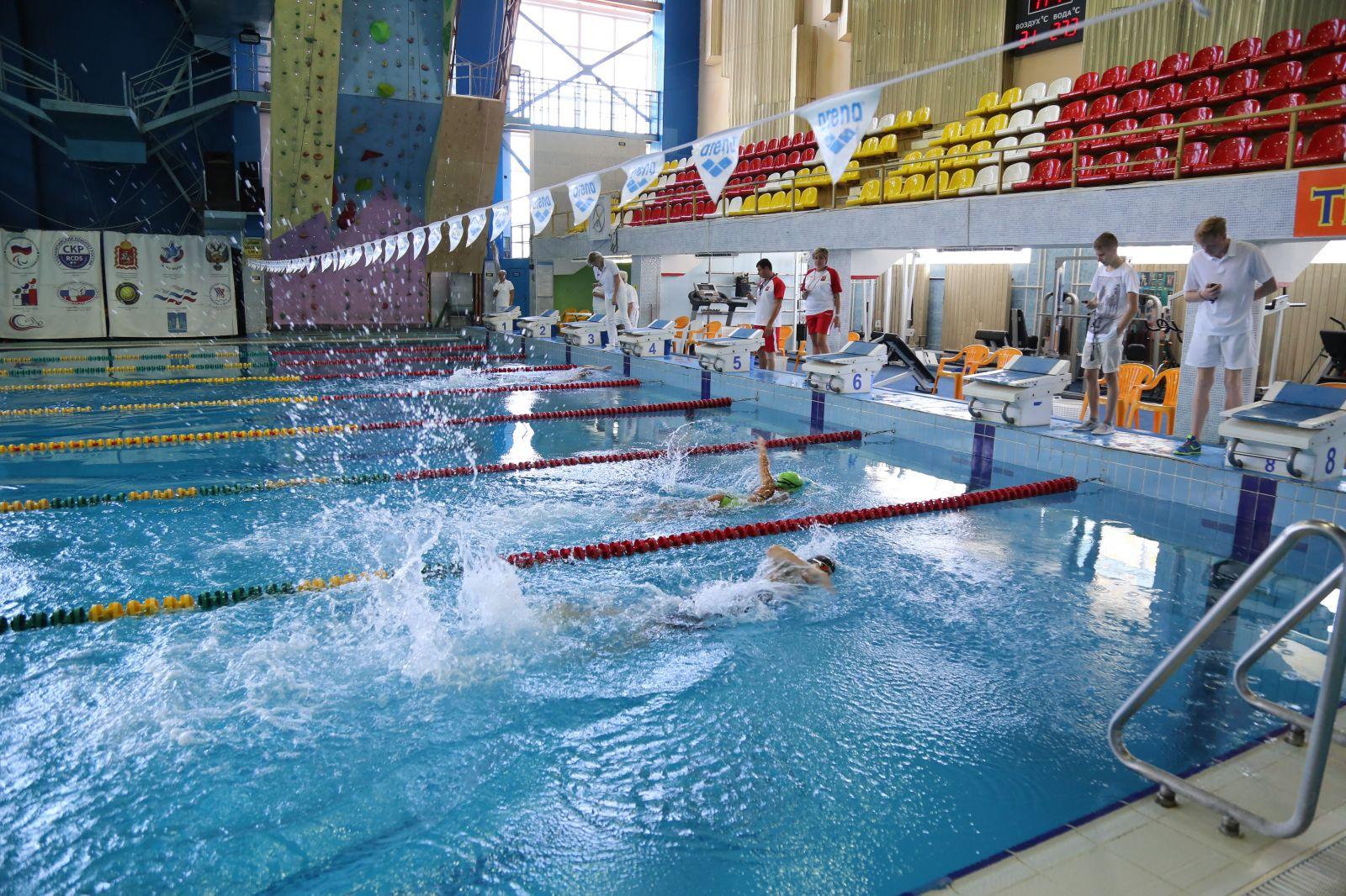 Столичные спортсмены завоевали наибольшее количество медалей на финальном этапе Кубка России по плаванию спорта лиц с ПОДА в Московской области