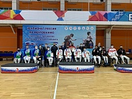 The Russian Wheelchair Fencing Championship in Ufa is over.