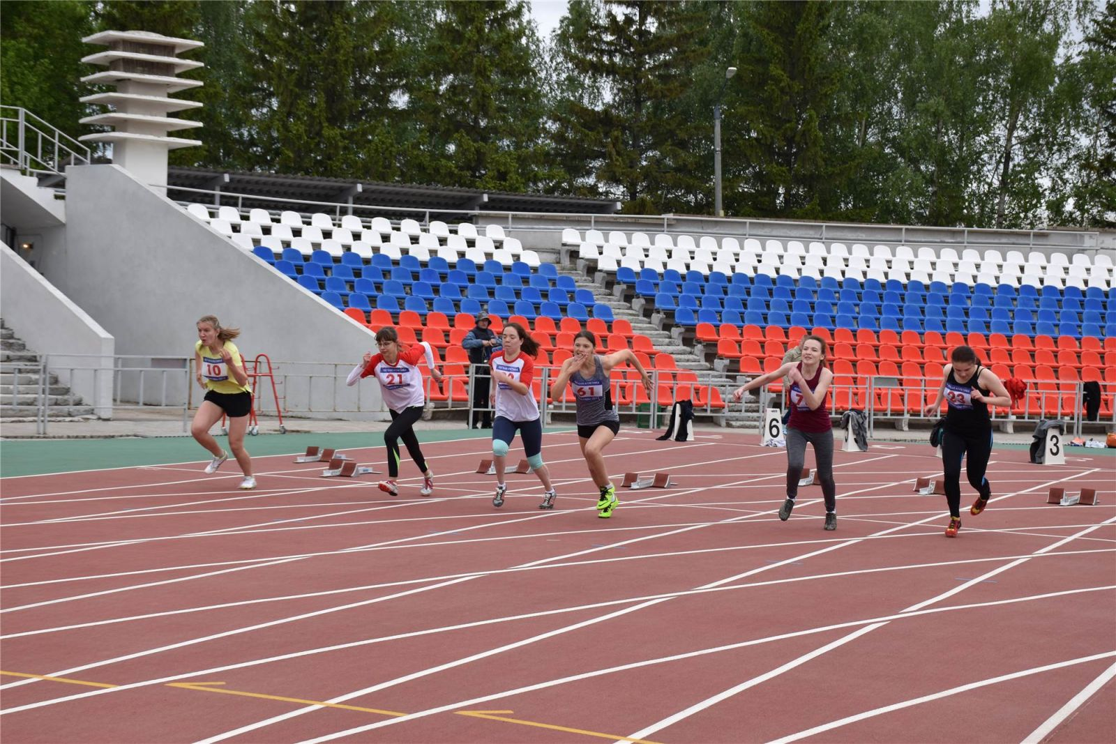 3 новых рекорда установлено на первенстве России по легкой атлетике спорта лиц с ПОДА в Чувашии