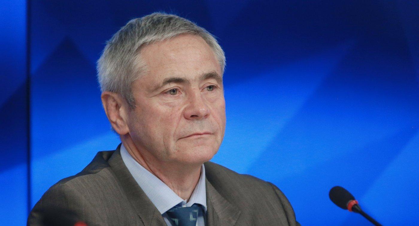 П.А. Рожков прибыл в г. Ульяновск с целью участия в мероприятиях, приуроченных к Всероссийскому дню физкультурника