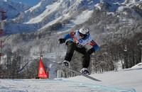 Сборная команда России по сноуборду среди спортсменов с поражением опорно-двигательного аппарата приняла участие в финальном этапе Кубка мира в Испании