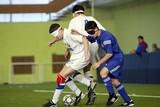 Сборная команда России по мини-футболу спорта слепых приняла участие в чемпионате Европы в Италии