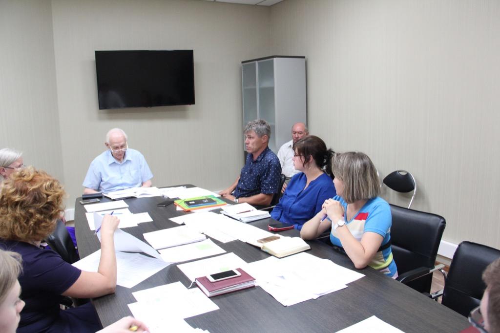 А.А. Строкин в офисе ПКР провел очередное заседание экспертно-согласительной комиссии рабочей группы по подготовке паралимпийских сборных команд России к участию в XV Паралимпийских летних играх 2016 года в Рио-де-Жанейро (Бразилия)