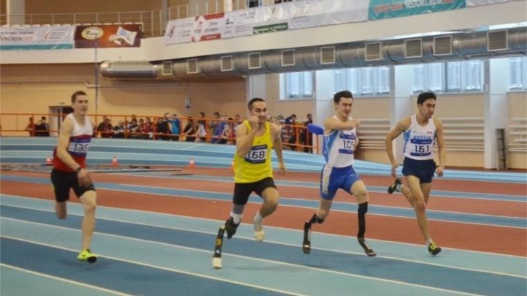 Более 200 спортсменов примут участие в Кубке России и Всероссийских соревнованиях по легкой атлетике спорта лиц с ПОДА в Чувашии