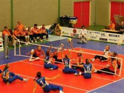 Российские волейболистки одержали вторую победу на чемпионате Европы в Словении, квалификационном к Паралимпийским играм-2016