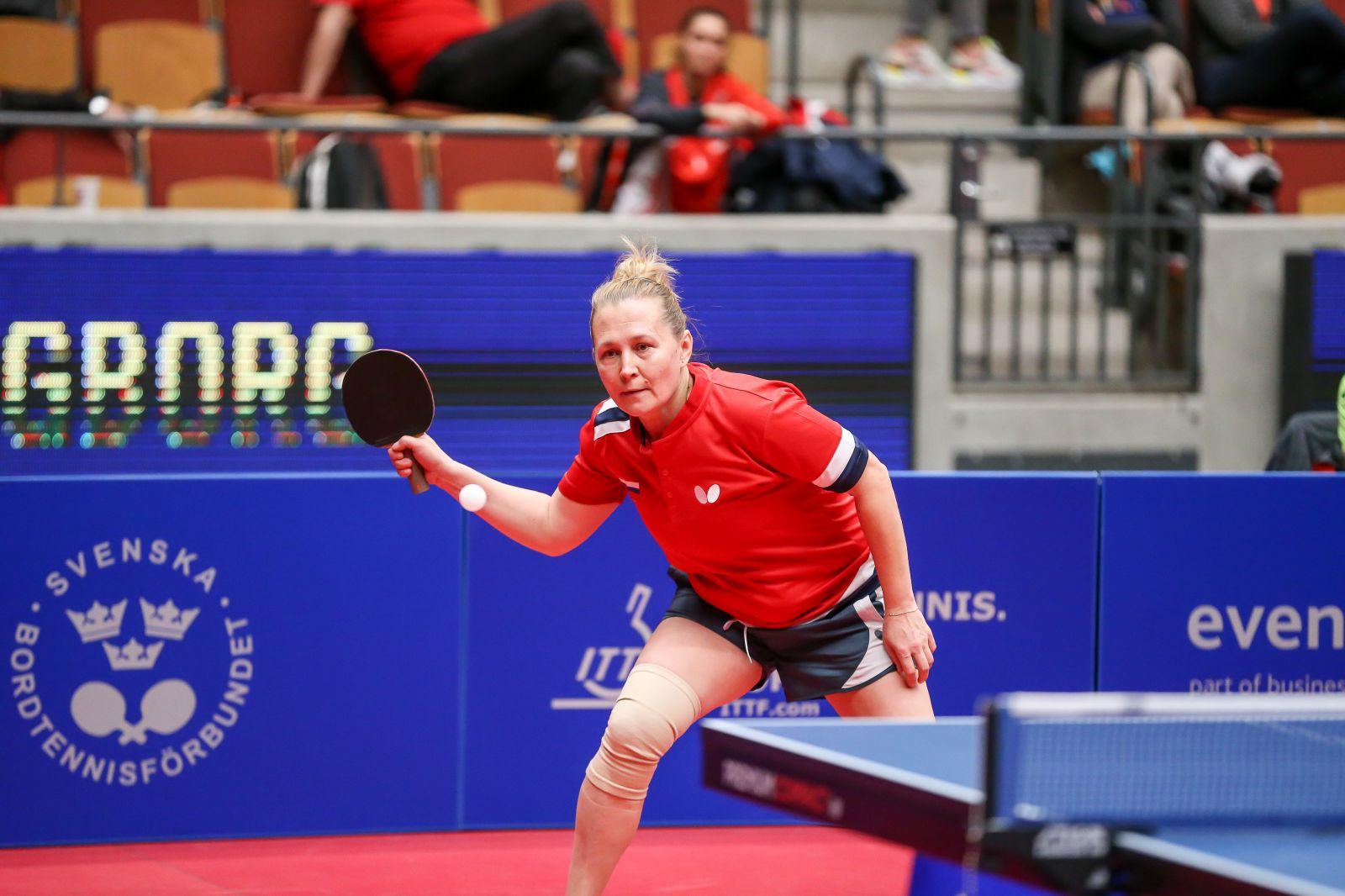 3 золотые и 9 бронзовых медалей завоевала сборная команда России на чемпионате Европы по настольному теннису спорта лиц с ПОДА и ИН в Швеции