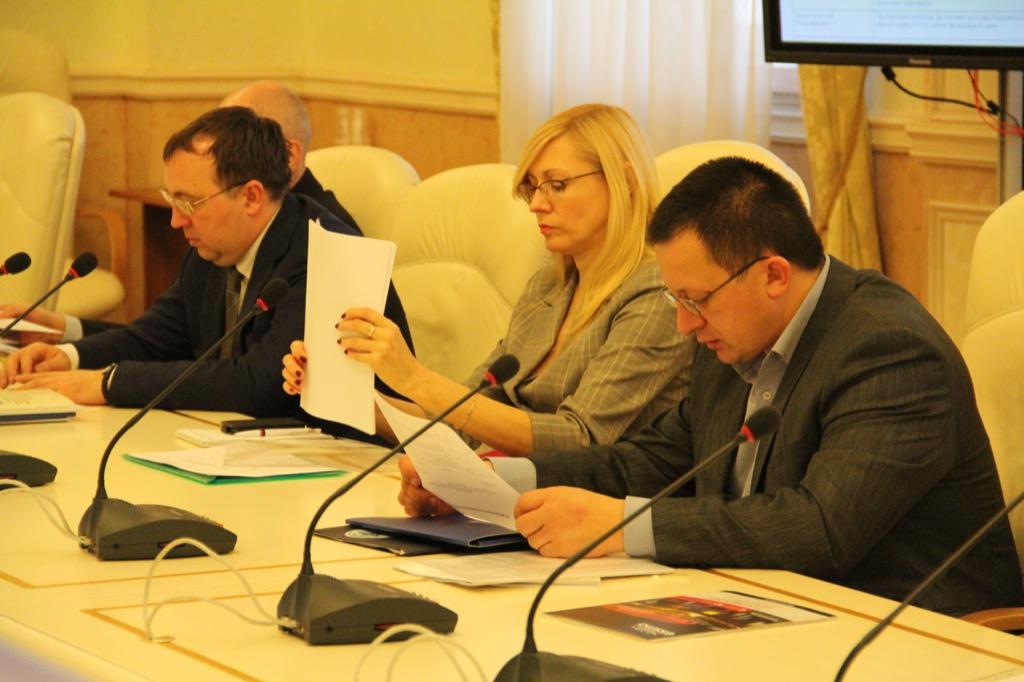 П.А. Рожков принял участие в семинаре для руководителей органов исполнительной власти в области физической культуры и спорта в субъектах Российской Федерации
