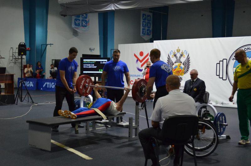 Всероссийские соревнования по пауэрлифтингу спорта лиц с ПОДА пройдут в г. Ноябрьске с 20 по 22 января