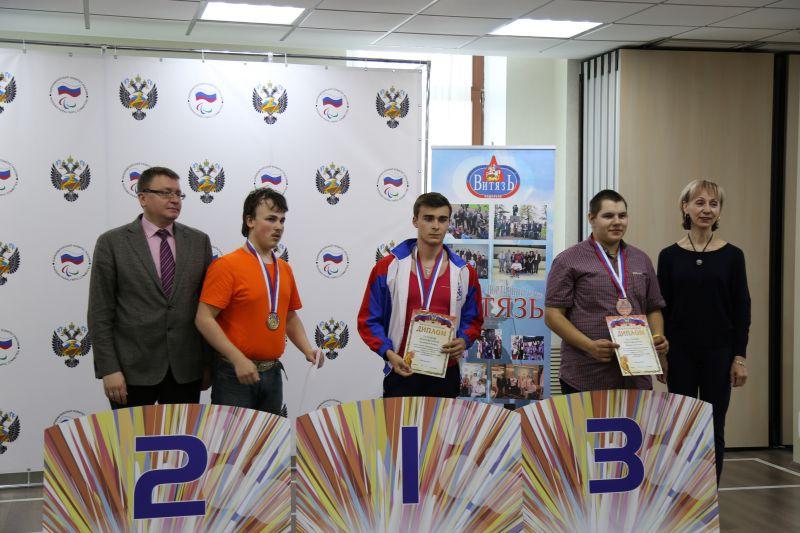 В спортивном зале ПКР завершился второй соревновательный день Традиционного фестиваля паралимпийского спорта «Парафест»