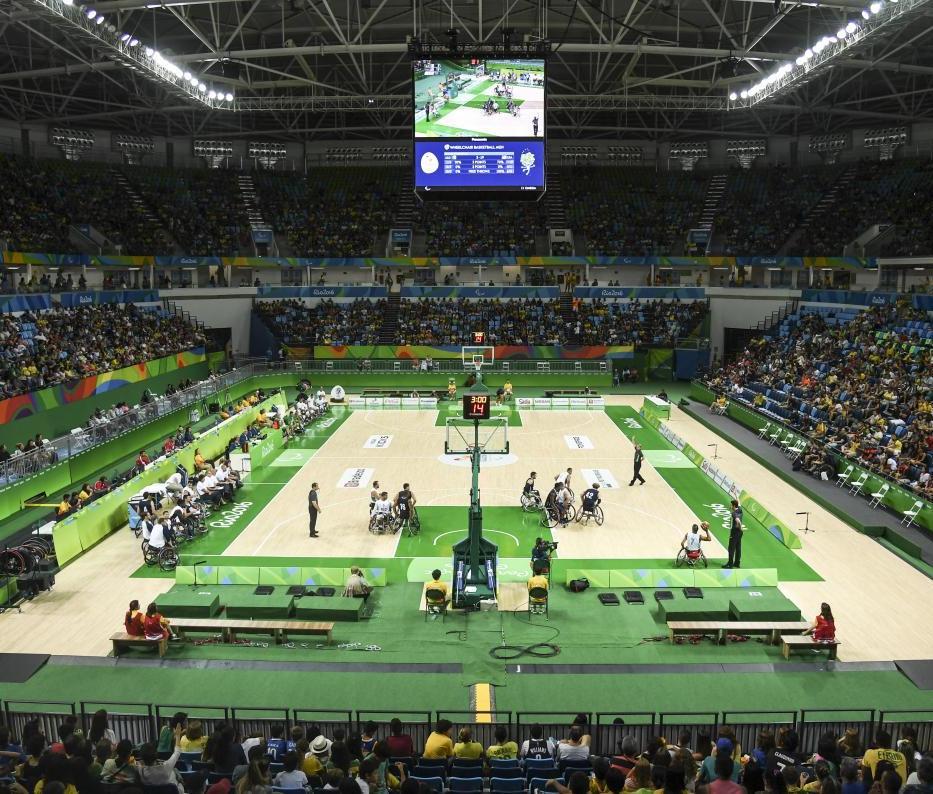 Международная федерация баскетбола на колясках на 97% завершила переклассификацию игроков классов 4.0 и 4.5 к Токио 2020
