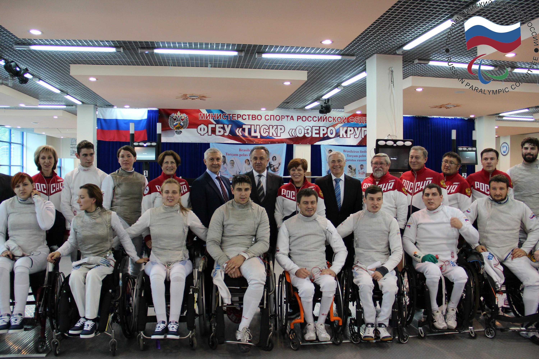 Фотоотчет 2 дня Всероссийских соревнований по видам спорта, включенным в программу Паралимпийских игр