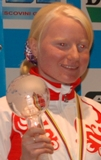 Российская спортсменка Александра Францева принесла первую серебряную медаль в копилку  сборной на чемпионате мира по горнолыжному спорту в Испании