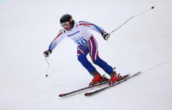 В Красноярском крае завершился чемпионат России по горнолыжному спорту среди спортсменов с ПОДА и нарушением зрения