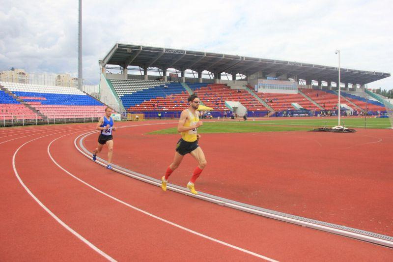 Петр Буйлов: Победители чемпионата России по легкой атлетике спорта слепых в Саранске показали достойные результаты